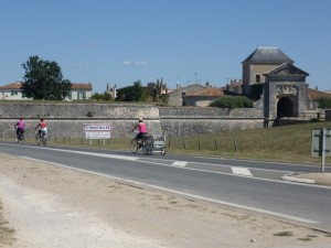 Radfahren auf der Ile de Ré