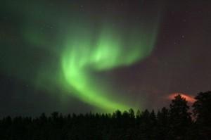 Last Minute Polarlicht Lappland