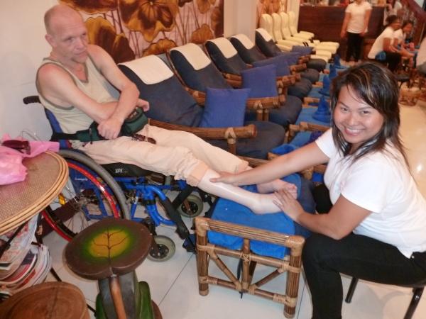 Fußmassage Hua Hin