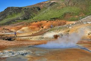 Reisen nach Island