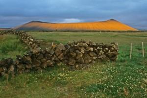 Ringkrater Hverfjall - Mývatn-Region
