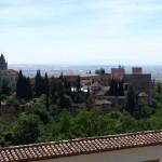 Spanien - die Alhambra in Granada