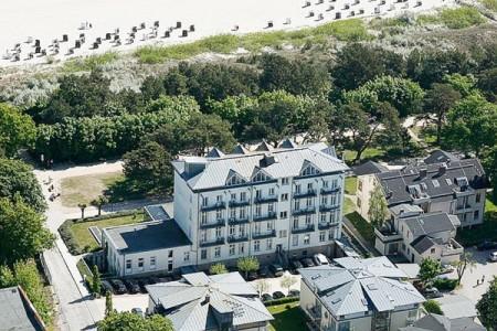 Das Strandhotel in Heringsdorf