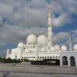 Abu Dhabi - die Hauptstadt der Vereinten Arabischen Emirate