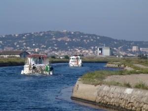 Canal du Midi Hausboot