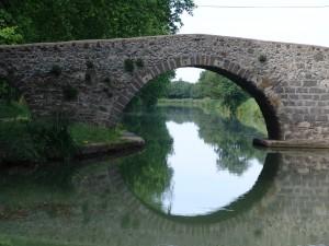 Frankreich Canal du Midi