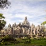 Khmer Bauwerke Kambodschas