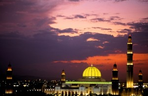 Qaboos Moschee