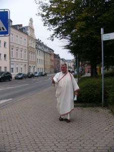 Trier  Singletreffen  mit römischer Führung