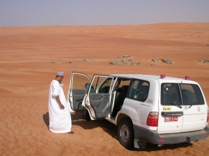 Wahiba Sands