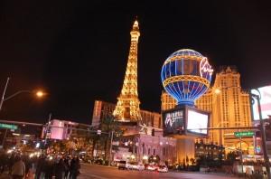 Mietwagenreise zum Las Vegas Strip Westen USA