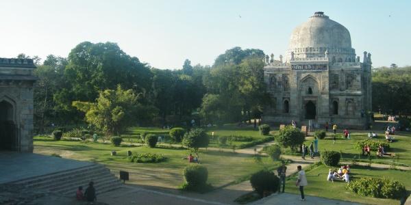 Mein Lieblingsort während der Sprachreise Neu-delhi: Die Lodi Gardens