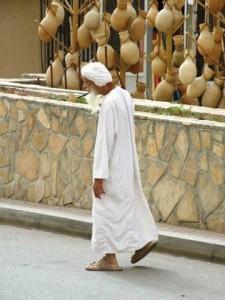 Berber in Muscat