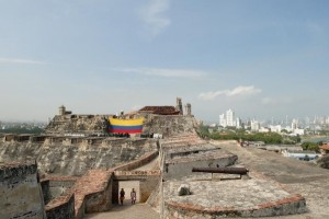 Cartagena Kolumbien