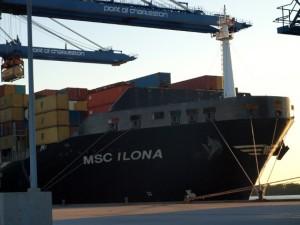 Atlantiküberquerung mit dem Frachtschiff