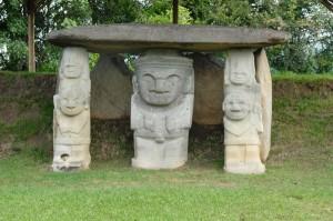 San Agustin Kolumbien