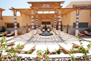 Club Soma Bay Ägypten Wellnessbereich