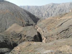 Oman Reise