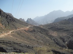 Reise Oman Wadi Bani Awf