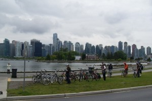 Vancouver Skyline (Stanley Park)
