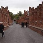 Schloss mit ghibellinischen Zinnen