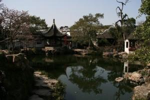 Suzhou's Gärten