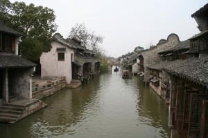 Wasserdorf Wuzhen