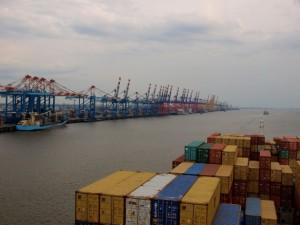Hafen von Bremerhaven