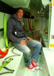 Auf Reisen mit dem Frachtschiff gilt Safety-First