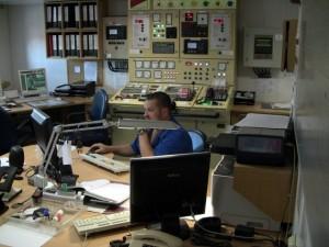 Der Chief Engineer der Frachtschiffreise nach Ecuador