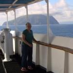 Reisebericht Frachtschiffreise M/V Lutetia  Hamburg - Guayaquil, Ecuador