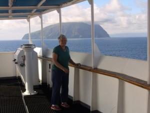 Nach dem Sturm das Azorenhoch genießen