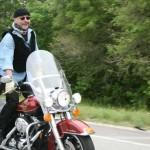 Motorrad Reise durch Texas, USA. Mit der Harley Davidson 2700 Meilen durch den Bundesstaat Texas