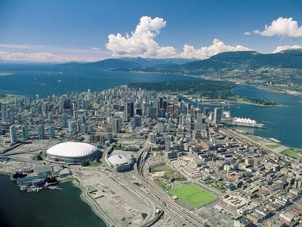 Vancouver - Sprachreise zwischen Bergen und Wasser