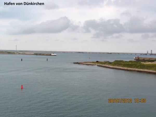 Irland rundreise mit wohnwagen - Terminal roulier du port ouest f 59279 loon plage dunkerque ...