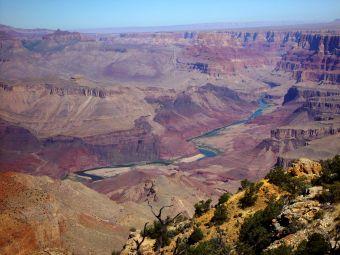 USA Motorradreisen zum Grand Canxyon