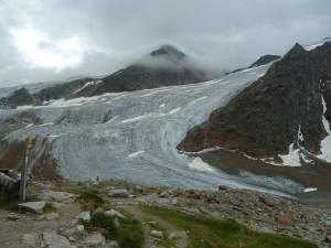 E5 Alpenüberquerung und Via Alpina - Pitztaler Jöchl, 3019 m