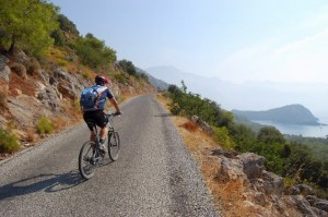 Mit Rad und Schiff die Türkei entdecken