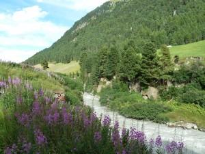 Venter Tal, Ötztal; E5-Alpenüberquerungund via Alpina