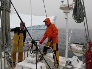 The Polar Sailing Trip
