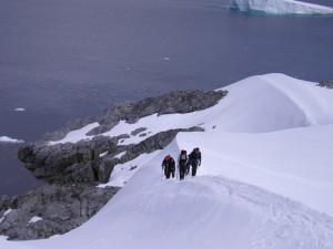 Sustainable Tourism in the Antarctic