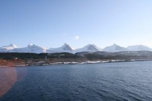 Bergkette Sieben Schwestern