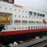 Hurtigruten im Winter – Postschiffreise in Norwegen mit der Familie