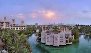 Madinat Jumeirah Dar Al Masyaf Exterior Sky View
