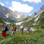Im Singleurlaub einfach mal die Alpen überqueren!