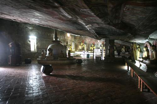 UNESCO-Weltkulturerbe Dambulla