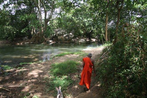 Sri Lanka Mönch