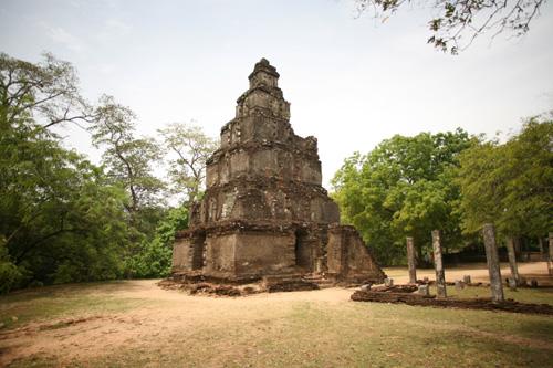 Polonnaruwa Rundreise Sri Lanka