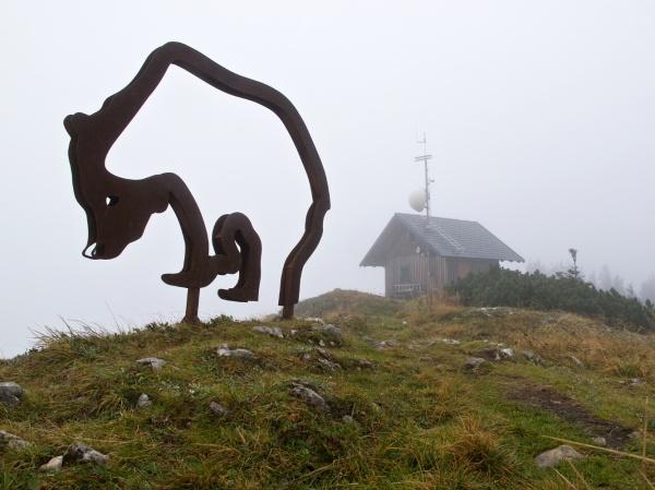 Hüttenkogel (1.526 m) beim Ötscher