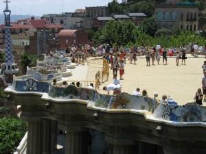 Barcelona Städtereise - Parque Güell